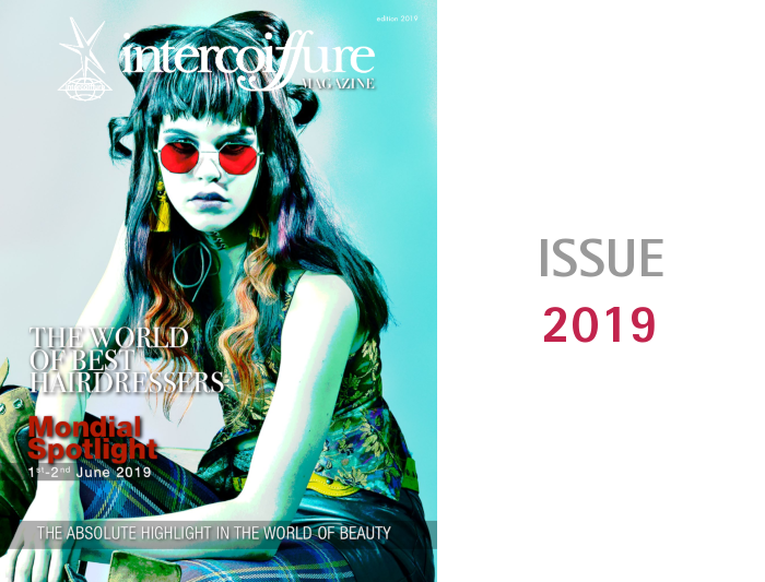 Intercoiffure Magazine 2019