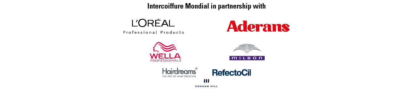 In partnership with Wella-LOreal-Aderans-Milbon-Hairdreams-RefectoCil-GrahamHill
